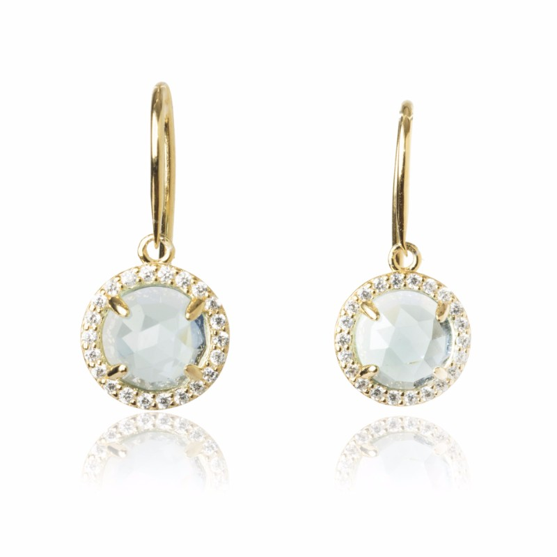 Melissa Lo Atalanta Earrings