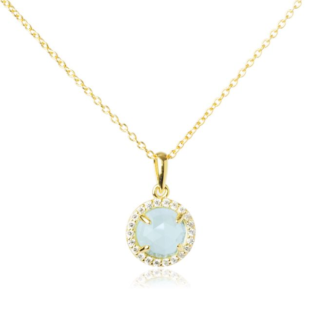 Melissa Lo Atalanta Necklace