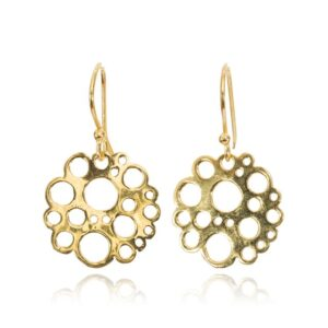 Melissa Lo Logo Earrings