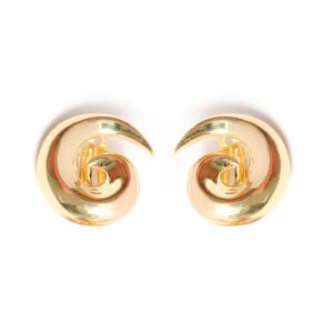 Melissa Lo Spiral Earrings
