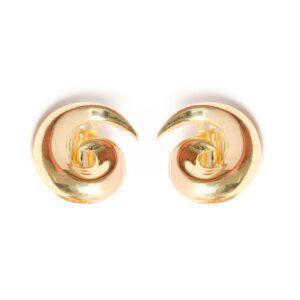 Melissa Lo Spiral Earrings