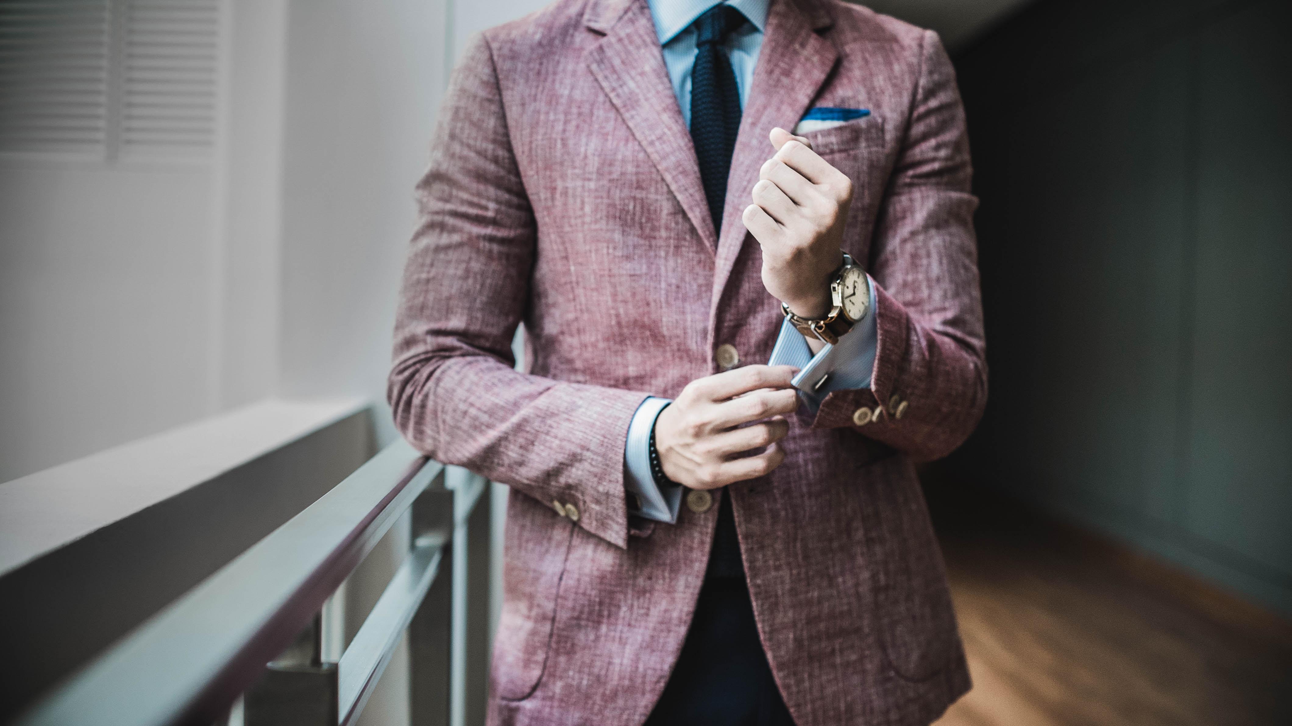 How to Wear Cufflinks Correctly - Melissa Lo Jewellery